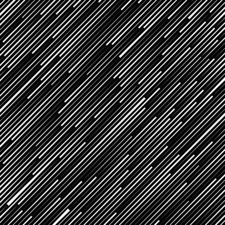 White diagonal speed lines in triangle form. Abstract shape. Geometric art. Design element for prints, web pages, template, posters, monochrome backgrounds and pattern Ilustrace