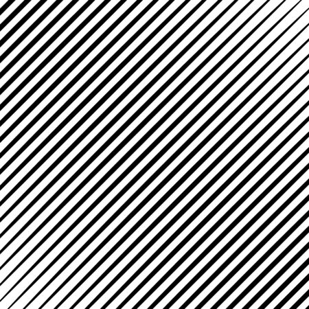Oblique black stripes on a white background. Geometric art. Abstract shape. Design element for prints, web pages, template and textile pattern 矢量图片