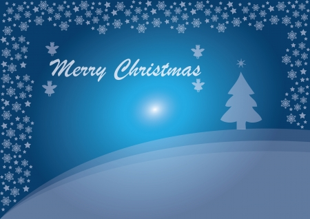 resizable: This´s a simple vector merry christmas background suitable for several projects  It´s full editable and resizable