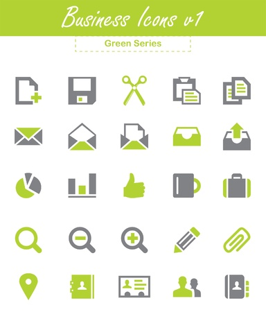 This is a cool, simple and very high quality set of vector business icons for web and mobile design projects. Suitable for several purposes like websites, illustrations, print templates, presentation templates. Full re sizable and editable. Vettoriali