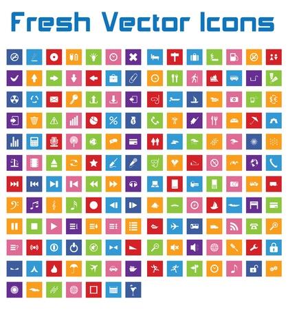 Dit is een leuke, eenvoudige en elegante set van 161 vector pictogrammen geschikt voor uw grafische en web-projecten mobiel, websites, presentaties, infographics, gebruikersinterfaces en druk ze zijn volledig grootte en bewerkbare en 100 procent vector Stock Illustratie
