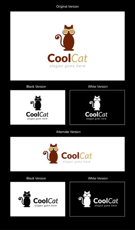 This is a nice, simple and elegant customizable logo suitable for animal related industries