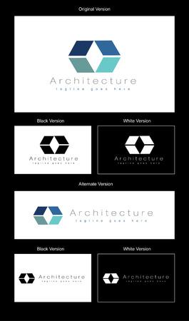 Dit is een mooi, eenvoudig en elegant aanpasbare logo geschikt voor diverse industrieën