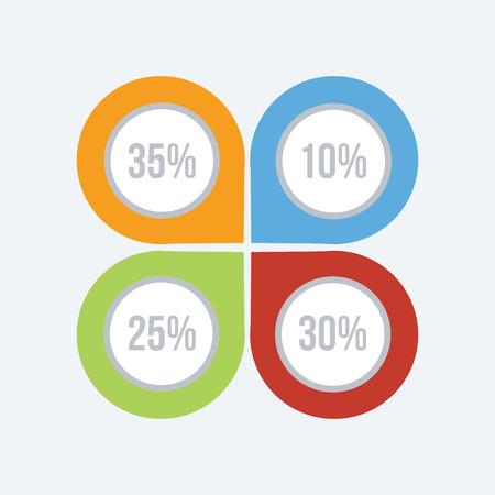 Flat Infographics Elements 01
