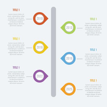 Flat Infographics Elements 02