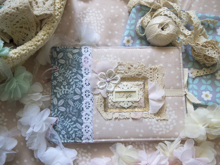 needle lace: Homemade Happiness Attributes (beautiful home production, fabric and paper) - a Best gift on Valentines Day