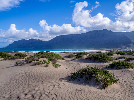 Canary Islands - Lanzarote - Famara beach