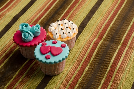 the various type of cupcakes Stock Photo - 11986963