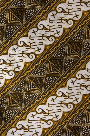 beautiful batik patterns photo