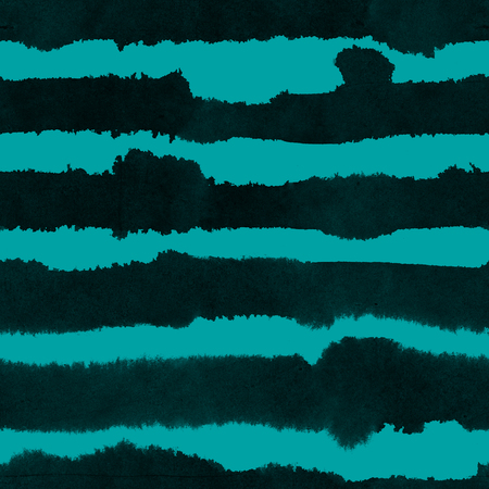 gamma: Abstract background for a card. Watercolor painting.  Paint spots. Cold gamma. Stock Photo