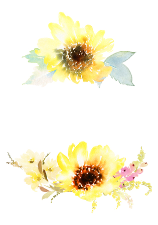 Beste Sonnenblumen Färbung Bilder Galerie - Dokumentationsvorlage ...