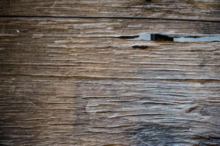 crack: Crack wood Stock Photo