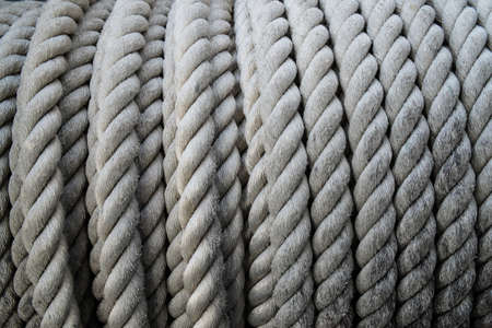 Rope roll photo
