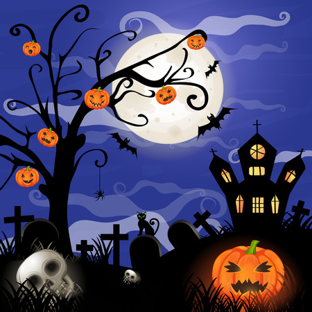 card: Halloween card