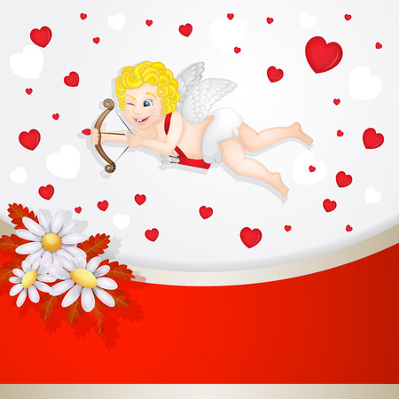 valentine s day: Cupid for Valentine s Day