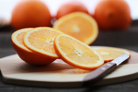 fruitage: Orange