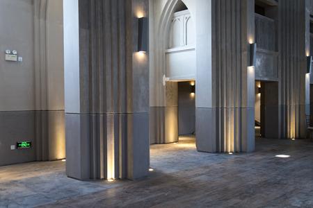 architectural lighting design: Church Editorial