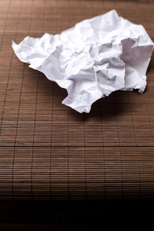 waste paper: Waste paper