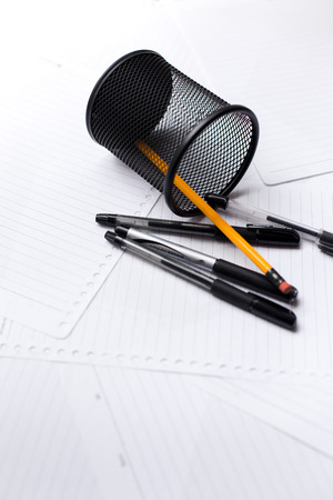 pen holder: Pen holder Editorial