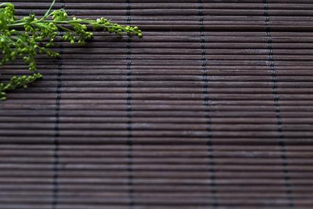 bamboo mat: Bamboo mat