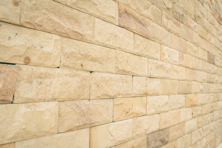 Decorative Brick Wall Stock Photo, Picture And Royalty Free Image ...