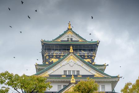 world heritage site: Japan landmark: the Himeji castle, an UNESCO world heritage site