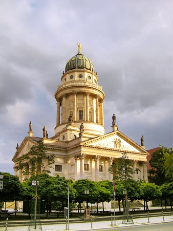French Cathedral (Franzoesischer Dom), Berlin, Germany photo