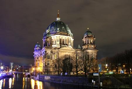 dom: Cath�drale de Berlin (Berliner Dom), Berlin, Allemagne