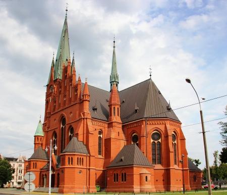 St. Catherine Kirche, Torun, Polen