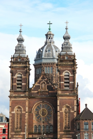 st nicholas cathedral: Basilica of St  Nicholas, Amsterdam, Netherlands