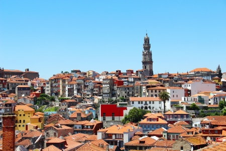Porto old town, Portugal Stock Photo