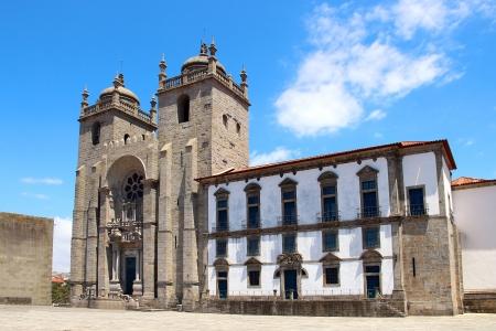 Se do Porto  Porto Cathedral , Portugal