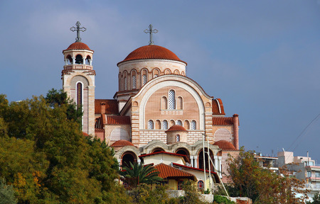 Church of St  Ioannis Rossos in Thessaloniki, Greece