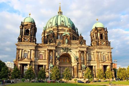 dom: Cathédrale de Berlin (Berliner Dom), Berlin, Allemagne