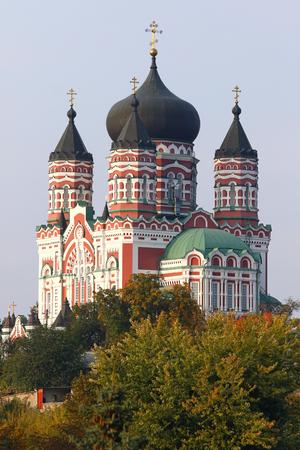 panteleimon: St. Panteleimon Cathedral in Feofaniya, Kyiv, Ukraine
