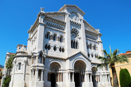 Saint Nicholas Cathedral (also known as Cathedrale de Monaco, and Cathedral of Our Lady of the Immaculate Conception), Monaco-Ville