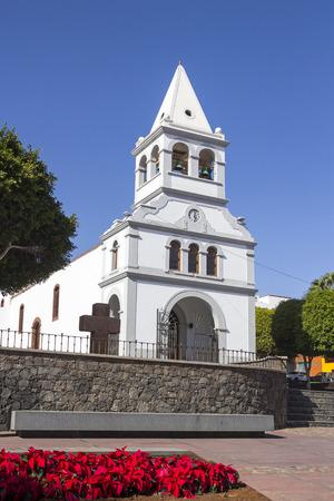 Church of Our Lady of Rosario (Nuestra Senora del Rosario), Puerto del Rosario, Fuerteventura, Canary islands, Spain