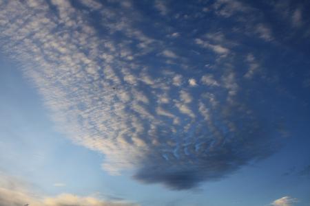 Unique Cloud Formation