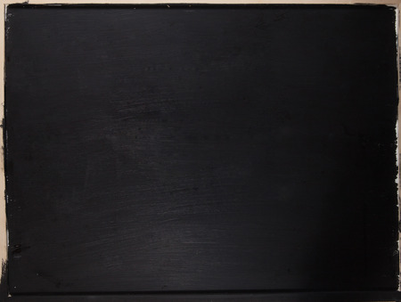 Black wood board texture blackground Stock Photo