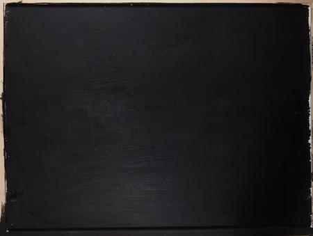 Madera negro textura de la tarjeta blackground Foto de archivo