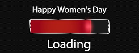 Downloading vector icon women day