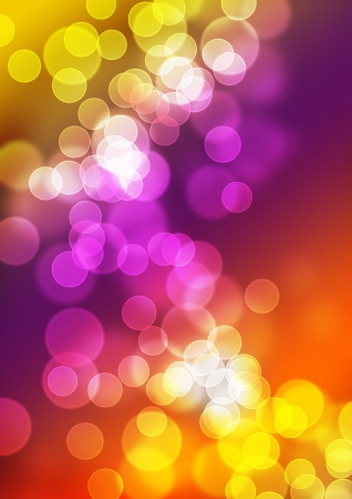 background with bokeh effect
