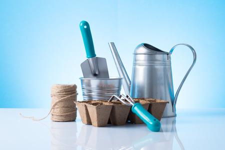 Garden working tools