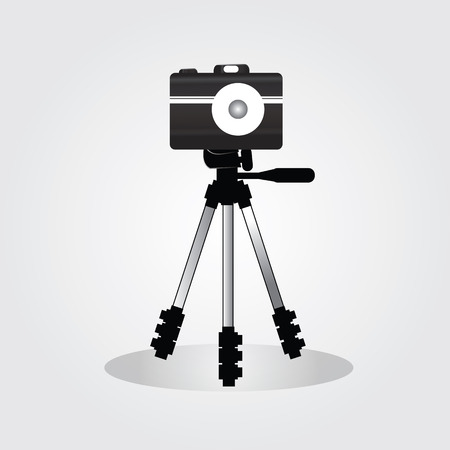 objective: Camera objective icon