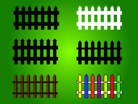 set fence