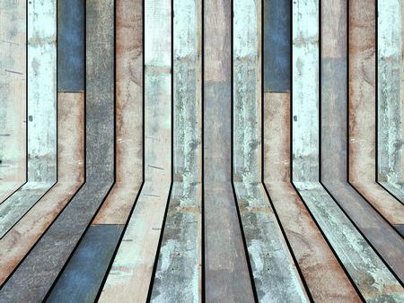 oude houten muur textuur houten muur achtergrond Stockfoto