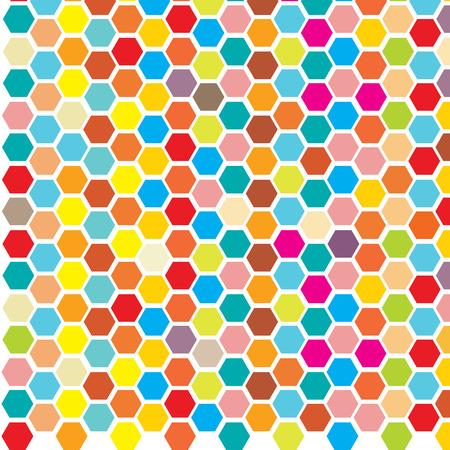 honeycomb: honeycombs pattern,honeycomb.vector illustrator