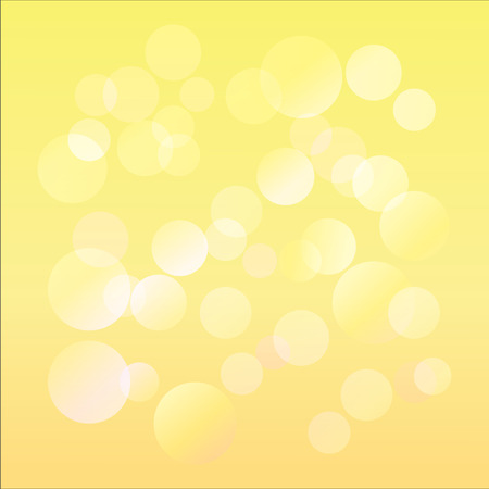 Festive background with defocused lights.bokeh background.vector illustration 免版税图像