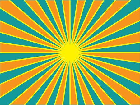 sunburst: Sun Sunburst Pattern. Sunburst background.sunburst vector.sunburst retro.vintage sunburst . Vector illustration Illustration