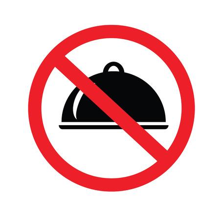 Restaurant cloche icon.vector illustration